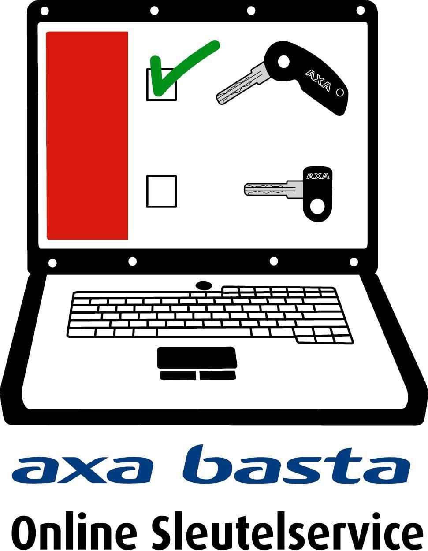 Logo online sleutelservice NL